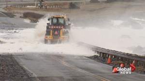 Lawrencetown Beach road closed for third day due to storm surge
